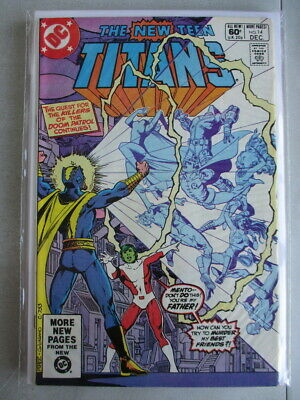 New Teen Titans (1980-1984) #14 VF+