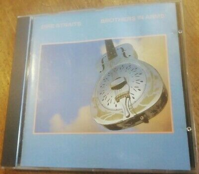 Dire Straits - brothers in arms (CD 1985)