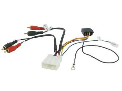 CAR STEREO RADIO ISO Wiring Harness Connector Adaptor Cable