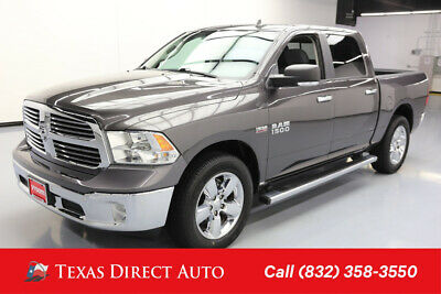 2017 Ram 1500 Lone Star Texas Direct Auto 2017 Lone Star Used 5.7L V8 16V Automatic RWD Pickup Truck