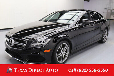 2015 Mercedes-Benz CLS-Class CLS 400 Texas Direct Auto 2015 CLS 400 Used Turbo 3L V6 24V Automatic AWD Sedan Premium