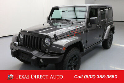 2016 Jeep Wrangler Backcountry Texas Direct Auto 2016 Backcountry Used 3.6L V6 24V Automatic 4WD SUV