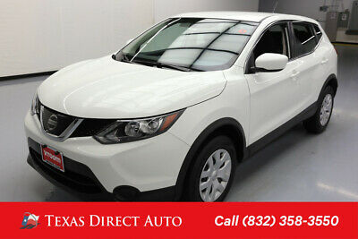 2018 Nissan Rogue S Texas Direct Auto 2018 S Used 2L I4 16V Automatic FWD SUV