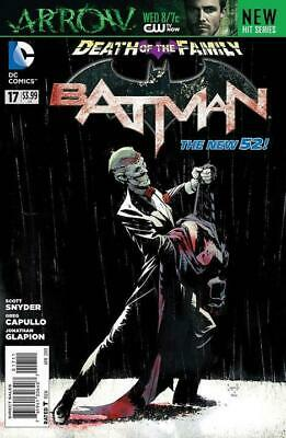 Batman Vol. 2 (2011-2016) #17