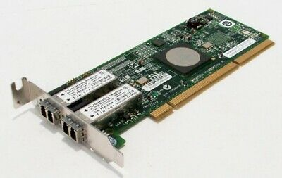 Dell Emulex Dual Port 10GB SFP PCI-e x8 Fibre Ethernet w// SFPs CG7YT