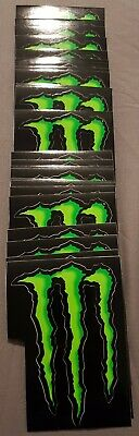 Monster energy Stickers (25 stickers for £6.99)