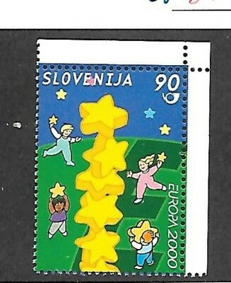 SLOVENIA Sc 424 NH ISSUE OF 2000 - EUROPA