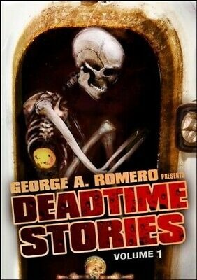 GEORGE ROMERO PRESENTS DEADTIME STORIES VOLUME 1 New Sealed DVD