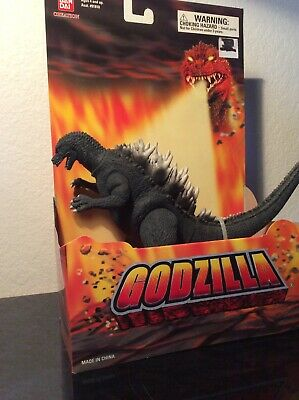"Bandai Creation 6.5"" GODZILLA 2001 (IN BOX) Toho Godzilla Movie Series 2005"