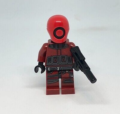 Lego Star Wars 75213 Guavian Security Soldier Minifigure Excellent Cond