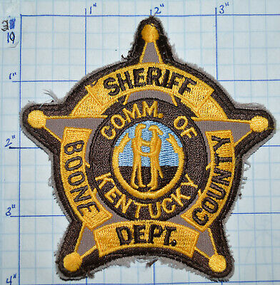 KENTUCKY, BOONE COUNTY Sheriff Dept Patch