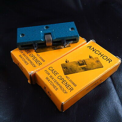 New Two Watch Case Opener Ancor
