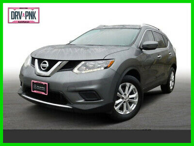 2016 Nissan Rogue SV 2016 SV Used 2.5L I4 16V Automatic Front Wheel Drive SUV