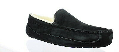 7a24b0c1682 UGG MENS ASCOT Black Suede Mule Slippers Size 18 (140548) - $41.99 ...