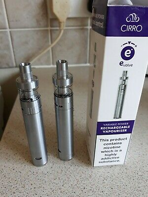 Cirro Viping Kit x 2 with charger...vape