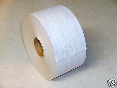 125 Yard LARGE Roll Reinforced WHITE KRAFT PAPER TAPE