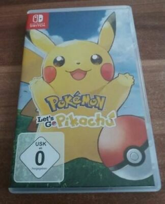 Nintendo Switch POKEMON: LET S GO, PIKACHU!