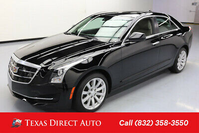 2017 Cadillac ATS AWD Texas Direct Auto 2017 AWD Used Turbo 2L I4 16V Automatic Sedan Bose OnStar