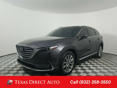 2018 Mazda CX-9 Grand Touring Texas Direct Auto 2018 Grand Touring Used Turbo 2.5L I4 16V Automatic FWD SUV