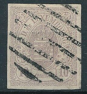 [35949] Luxembourg Good classical stamp Very Fine used