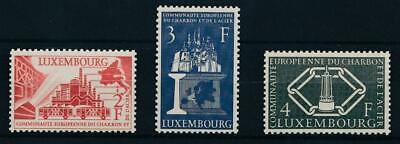 [36482] Luxembourg 1956 European idea Good set Very Fine MNH stamps