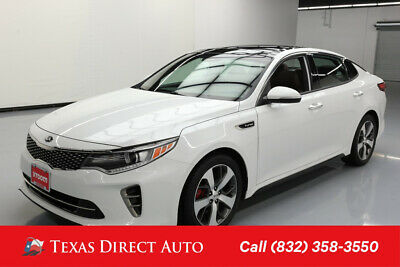 2016 KIA Optima SX Turbo Texas Direct Auto 2016 SX Turbo Used Turbo 2L I4 16V Automatic FWD Sedan