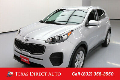 2017 KIA Sportage LX Texas Direct Auto 2017 LX Used 2.4L I4 16V Automatic FWD SUV
