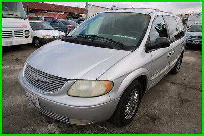 2001 Chrysler Town & Country Limited 2001 Chrysler Town & Country Limited Automatic 6 Cylinder NO RESERVE