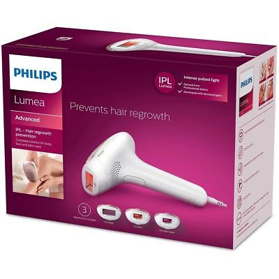 Philips Lumea Advanced IPL Hair Removal Device For Face Body & Bikini SC1999/00