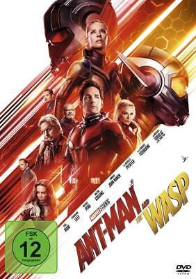 Ant-Man and the Wasp DVD - Marvel Michelle Pfeiffer Laurence Fishburne