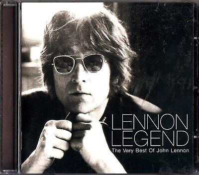 LENNON LEGEND-Very Best Of John Lennon- Greatest Hits CD 1997- Yoko Ono/Imagine