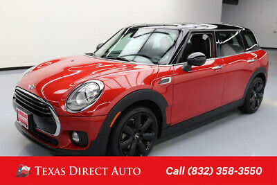 2016 Mini Clubman Cooper Texas Direct Auto 2016 Cooper Used Turbo 1.5L I3 12V Automatic FWD Wagon Premium