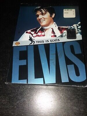 Elvis Presley New And Sealed 2 DVD LOT, This Is Elvis + Double Trouble