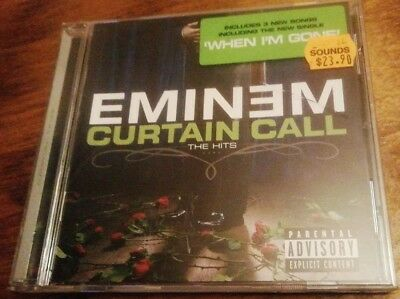 Eminem - curtain call : the hits (CD 2005)