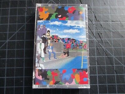 1St Issue Prince And The Revolution Around The World In A Day Cassette Sealed!