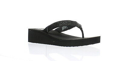 6afc5cff2 YELLOW BOX WOMENS Orchid Clear Flip Flops Size 10 (169914) -  23.99 ...