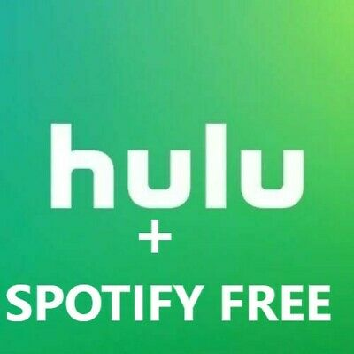 Hulu Premium Account +⭐ spotify premium for free ⭐ Limited Offer ✅Lifetime sub ✅