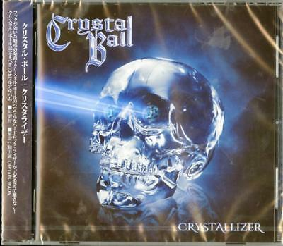Crystal Ball-Crystallizer-Japan Digipak Cd E25