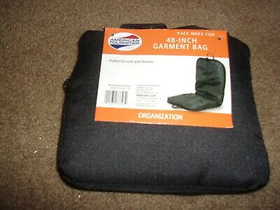 American Tourister 48-Inch Garment Bag Perfect For Suits & Dresses Brand NEW