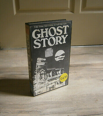 Ghost Story (1981) CIC Fred Astaire SUPERNATURAL HORROR VHS