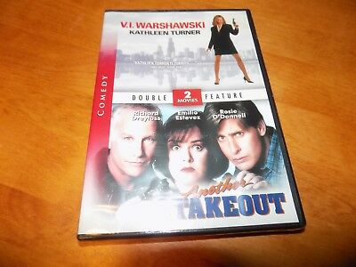 ANOTHER STAKEOUT CLASSIC Crime Detective Action Comedy Blu