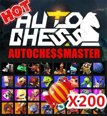 Dota 2 Auto Chess Candy CDKEY | Fast Delivery| 200 Candy | US Seller