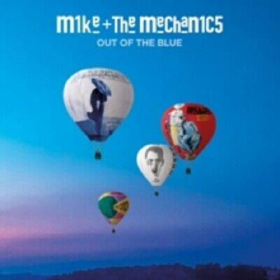 Mike + the Mechanics Out Of The Blue New Vinyl LP Album