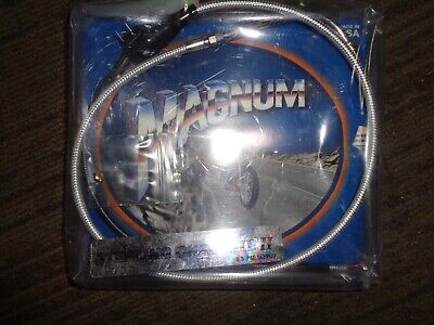 magnum 3430 stainless steel idle cable sterling chromite II oem 56525-02