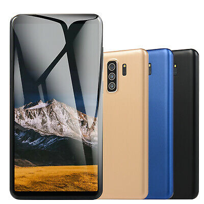 5.8'' Inch Android 8.1 Mobile Phones Quad Core Dual SIM Unlocked Smartphone 2019