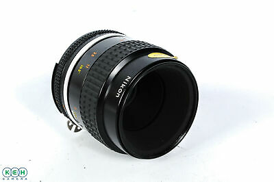 Nikon Nikkor AIS 55mm F/2.8 Micro Manual Focus Lens {52}