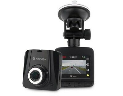 "Navman N50 1080p 2.3"" Inch Wide Angel Driving Recording Photo Dash Cam"