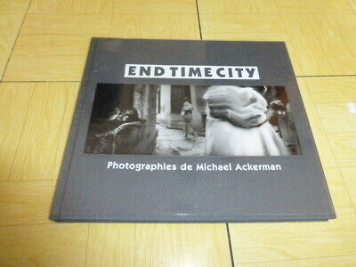 [RARE] Michael Ackerman,  End Time City. Photographies superbes !
