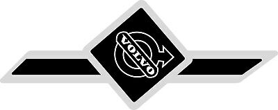 VOLVO PENTA DP Stern Drive Reproduction Decal