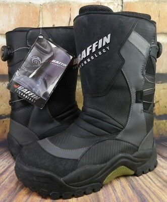 Baffin Pivot Insulated Waterproof Winter Snow Snowmobile Boots Size 7